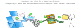 Dropbox Simple - Fast Sharing