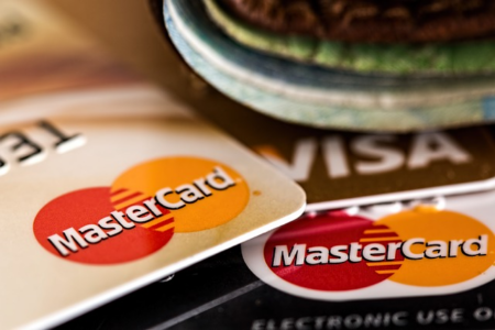 Kreditkarten Mastercard