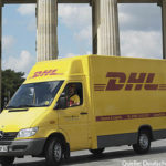 DHL Germany Sprinter Berlin