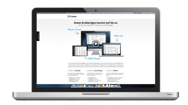 billmex Webseite