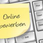Tastatur - Online bewerben