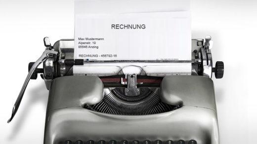 Ist Die Rechnungserstellung Mit Word Oder Excel Gobd Konform