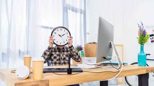 Zeitarbeit kann lohnend sein